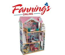 New Opened Box KidKraft Annabelle Dollhouse with Furniture (65079)