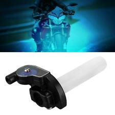 """7/8"""" 22mm Quick Action Gas Throttle Handle Grip Twist For Dirt Bike Motorcycles"""