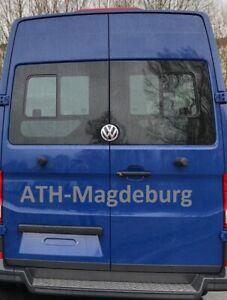 """""""Camping-Glas"""" das """"Fenster"""" für Camper VW Crafter rechts MAN TGE Schiebefenster"""