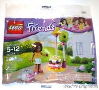 Lego Friends Polybag ANDREA'S BIRTHDAY PARTY, Set # 30107 Sealed bag