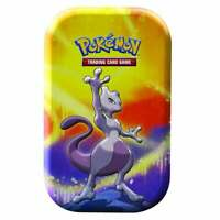 Kanto Power Collectors Mini Tin - Mewtwo | Pokemon Trading Card Game TCG Packs