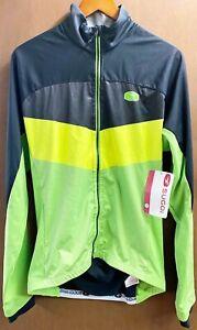 SUGOI RS 180 Jacket Men Size Large Berzerker Green - NOS / NWT