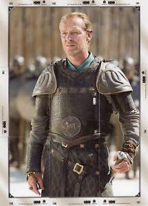 2021 Game Of Thrones Iron Anniversary Base Cards Set Jorah Mormont