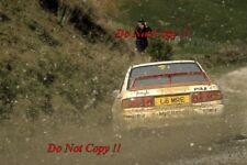 Armin Schwarz Mitsubishi Lancer Evo II Nueva Zelanda Rally 1994 fotografía 3
