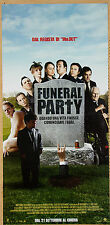 LOCANDINA, FUNERAL PARTY Death at a Funeral FRANK OZ, COMEDY POSTER, AFFICHE - B