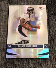 2008 Absolute Memorabilia Brandon Marshall Spectrum 047/100