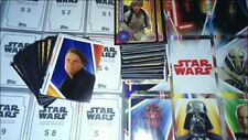 Cartas Star Wars Carrefour El Camino de los Jedi Cromos 2017 Pide tus faltas
