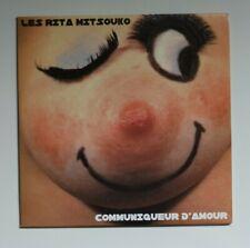 LES RITA MITSOUKO : COMMU NIQUEUR D'AMOUR ♦ Promo CD Single ♦