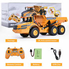 Remote Control Articulated Truck RC Engineering Construction Vehicle Dump Truck