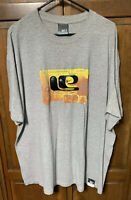 Nike Limited Edition LE Men XXL 2XL Tee T Shirt Gray Grey Logo Vintage Rare