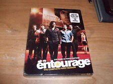 (4) Entourage The Complete Fourth Season 1 2 3 4 (DVD, 2008, 3-Disc Set) NEW