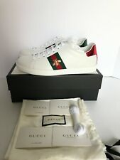 GUCCI Women's Ace Bee sneakers * IT 40, US 10