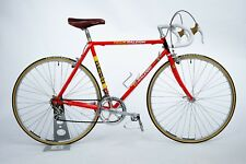 New Raleigh TI Team Framed Bike 54cm with Vintage 80's Campagnolo Super Record
