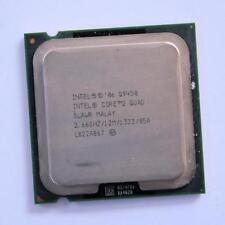 Intel Core 2 Quad Q9450 (SLAWR) de cuatro núcleos 2.66GHz/12M/1333 LGA775 Procesador CPU