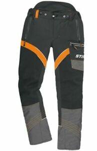 Stihl Advance X-Flex chainsaw trousers. Size XS.  Class 1.