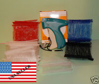 Regular Garment Price Label Tag Tagging Gun 2000 Barbs 1 Needle