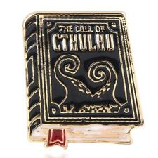 The Call of Cthulhu Enamel Pin Novel Brooch Badge Jeans Shirt Bag Lapel Top