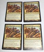 4x Pillar of the Paruns Dissension NM Rare Magic The Gathering MTG Hard_8s_Magic
