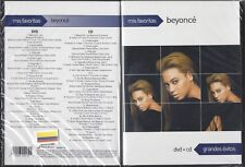 MIS FAVORITAS BEYONCE DVD & CD GRANDES EXITOS NEW SEALLED