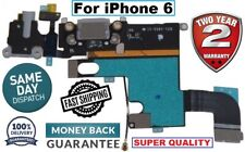 iPhone 6 Dock Connector Charging Port Assembly Replacement Part Black Fast Ship
