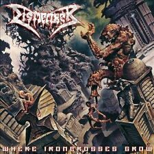 Where Ironcrosses Grow by Dismember (CD, Feb-2013, Hammerheart Records)