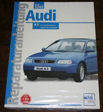 Reparaturanleitung Audi A3 1,9 liter TDI Typ 8L, Baujahre 1995 - 2001
