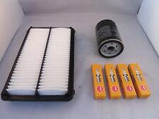 Honda Accord 2.0 16v Petrol Service Kit Oil Air Filter Plugs 1998-2001 Mk5