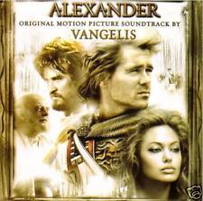 Alexander-2004-Vangelis- Original Movie Soundtrack CD