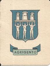 FIGURINA RACCOLTA FASSI MENTAL FLORMENTA K-1 AGRIGENTO