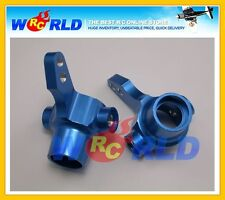 ALLOY FRONT KNUCKLE ARM UPRIGHT BLUE TAMIYA 1/10 TA01 TA-01