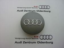 Original Audi Radzierkappe /Audi Nabendeckel/ Audi Nabenkappe,NEU, grosse Nabe
