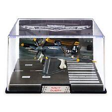 US Disney Pixar Planes Navy Dusty 1:43 Die Cast Aircraft in Display Box NIB!
