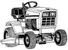 Cub Cadet 1315/1320 Service, Parts & Operators Manuals #*