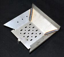 Iwabo Pieza de Repuesto Óxido Brennerschale para Quemador Pellets Villa S S1 S1X
