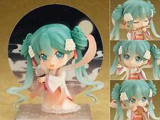 539 Vocal Hatsune Miku Harvest Moon Cake Ver. 10cm Figur No Box