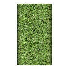 Tischdecke FUßBALL Papiertischdecke Rasen Wiese grün Einmaltischdecke Party Neu