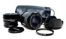 SONY NEX E Mount DSLR fit Close Up Macro Zoom Lens Kit NEX-5 3 F5 5R 6 VG20 +