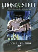 Ghost in the Shell Special Edition [New DVD] Special Edition, Widescreen