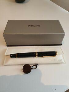 Pelikan M800 Fountain Pen Black BB FP Black