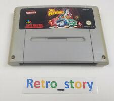 Super Nintendo SNES - The Brainies - PAL - EUR