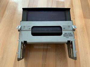 05 06 07 INFINITI G35 NISSAN SKYLINE System LCD Display Screen Monitor Assembly