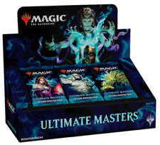 Ultimate Masters with Box Topper MTG Booster Box PREORDER Dec. 7th