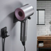Hair Dryer Hook Holder Wall Mount Shelf Hanger Bracket For Dyson Hair Dryer