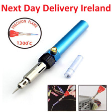 3in1 Gas Blow Torch Gun Soldering Solder Welder Iron Cordless Welding Pen Burner