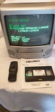Vintage Retro Gaming TV/VHS Combi BUSH  Excellent condition with Remote and Box