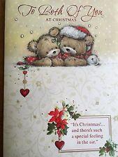 Tarjeta De Navidad-a ambos