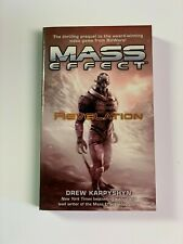 Mass Effect: Revelation  by Drew Karpyshyn (2007, Paperback)
