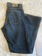 Mossimo Mens Jeans Bootcut W34 L32