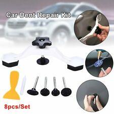 Car Paintless Dent Puller Tool Kit Lifter Body Glue Gun Repair Hail Dent Removal