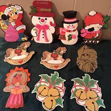 Etiqueta personalizada Brillo Navidad Copo De Nieve Diseño Pegatinas presentes Regalos de fiesta